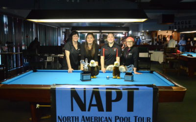 The NAPT Freedom Classic 10-Ball: Battle of the Generations